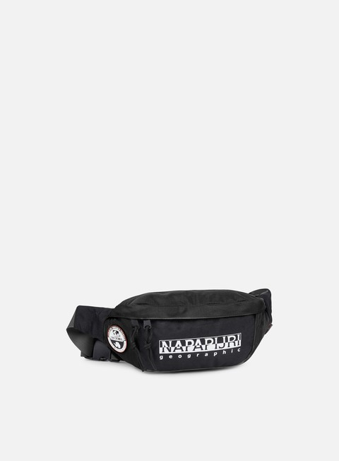accessori napapijri happy bum bag black