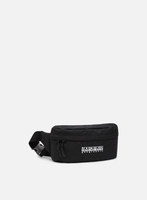 accessori napapijri hope bum bag black