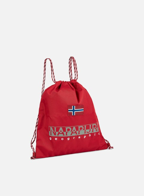 accessori napapijri hym gymsack old red
