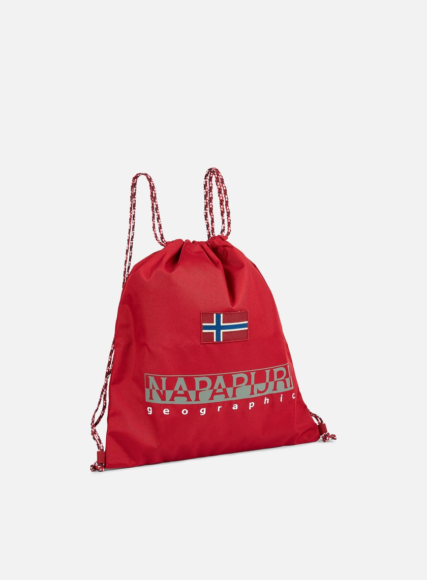 Napapijri - Hym Gymsack, Old Red