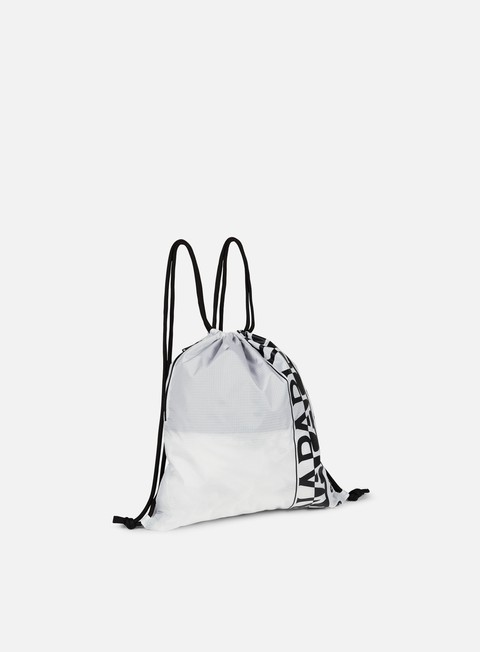 accessori napapijri logo gym sack bright white