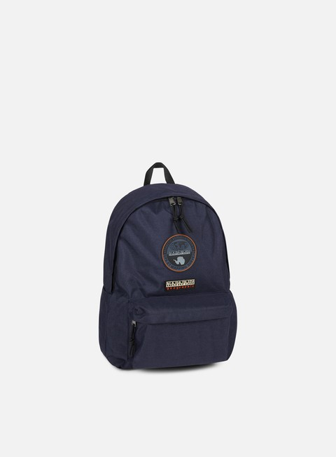 accessori napapijri voyage 1 backpack blu marine