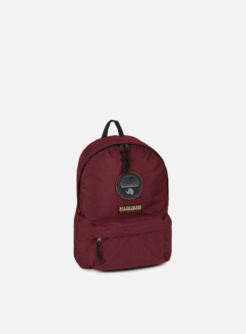 accessori napapijri voyage backpack bordeaux