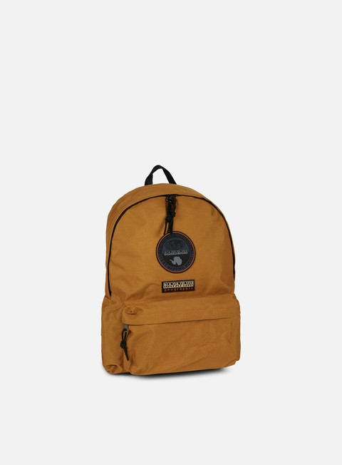 accessori napapijri voyage backpack yellow ochre
