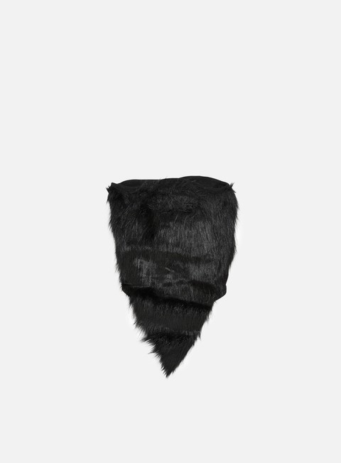 accessori neff bearded facemask black