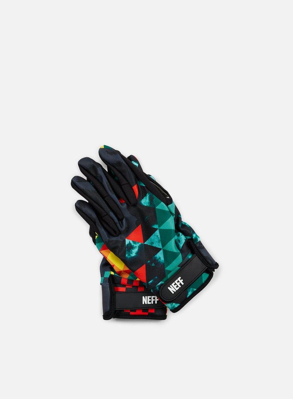 Neff - Chameleon Gloves, Psychosafari