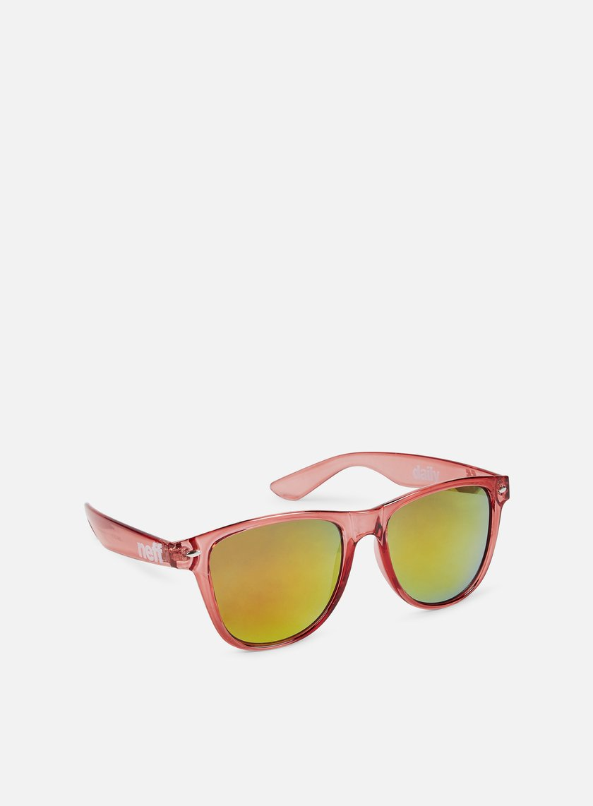 Neff - Daily Ice Shades Sunglasses, Red