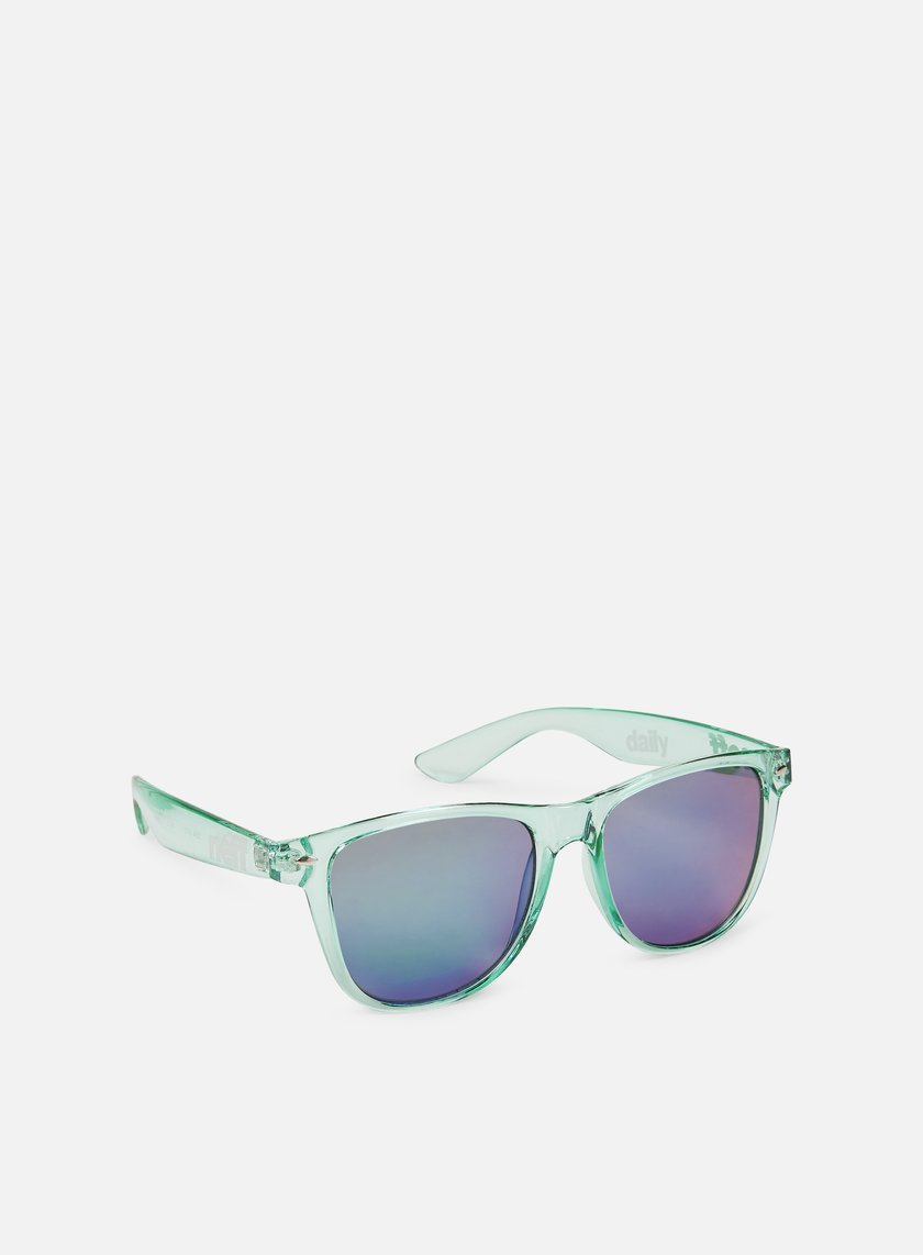 Neff - Daily Ice Shades Sunglasses, Teal