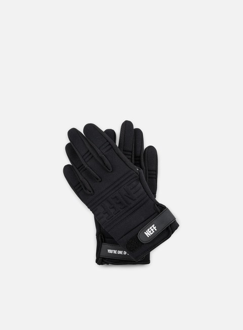 accessori neff daily pipes gloves black