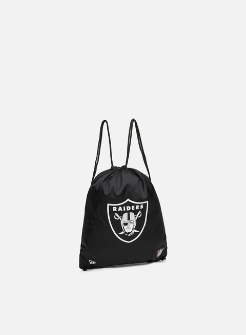 Outlet e Saldi Borse New Era NFL Gym Sack Las Vegas Raiders