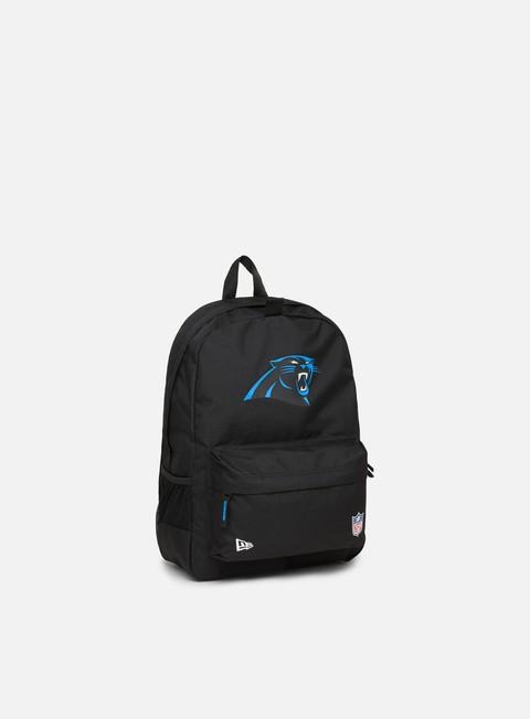 Zaini New Era NFL Stadium Backpack Carolina Panthers