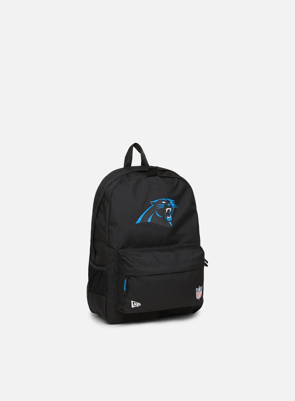 New Era NFL Stadium Backpack Carolina Panthers