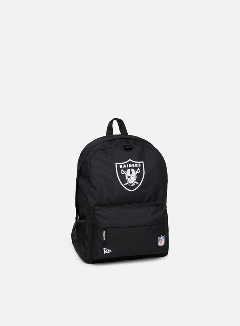Outlet e Saldi Zaini New Era NFL Stadium Backpack Oakland Raiders