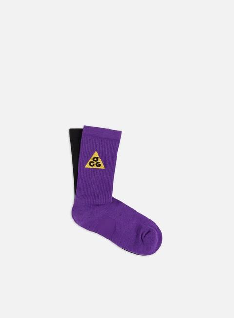 Nike ACG 365 2 Pack Crew Socks