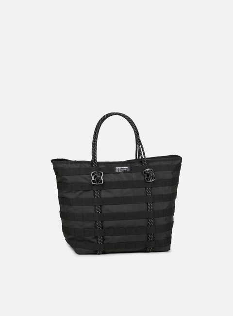 accessori nike air force 1 tote bag black black