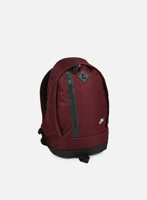 accessori nike cheyenne 3 solid backpack night maroon black wolf grey
