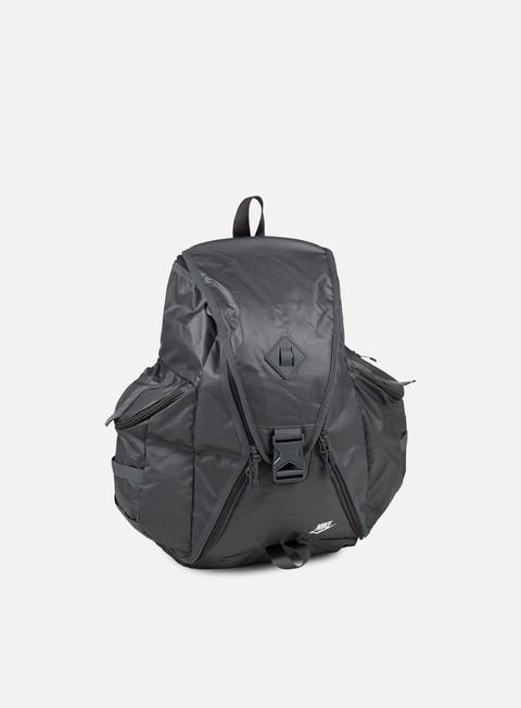 accessori nike cheyenne responder backpack dark grey white