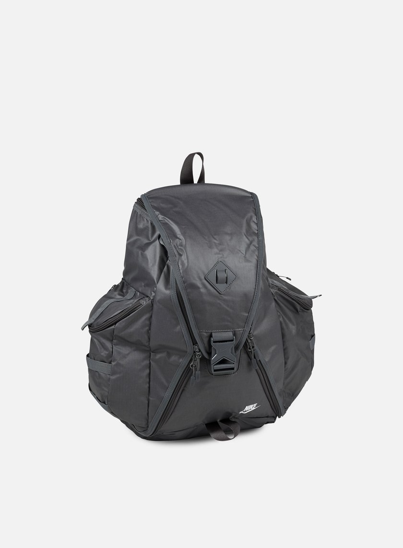 Nike - Cheyenne Responder Backpack, Dark Grey/White