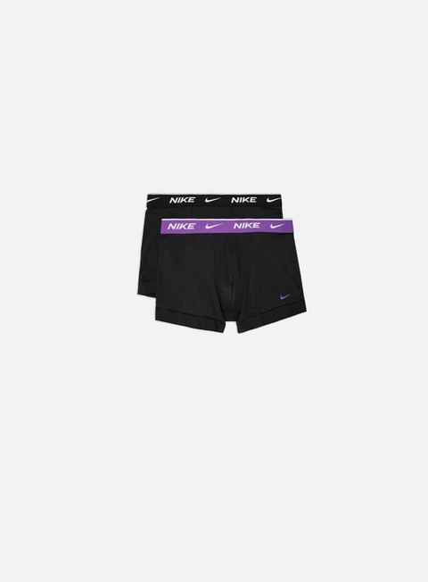 Intimo Nike Everyday Cotton Stretch 2 Pack Trunk