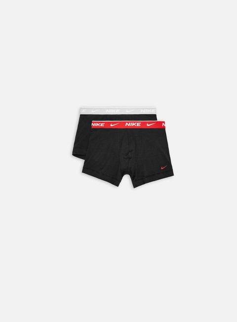 Underwear Nike Everyday Cotton Stretch 2 Pack Trunk