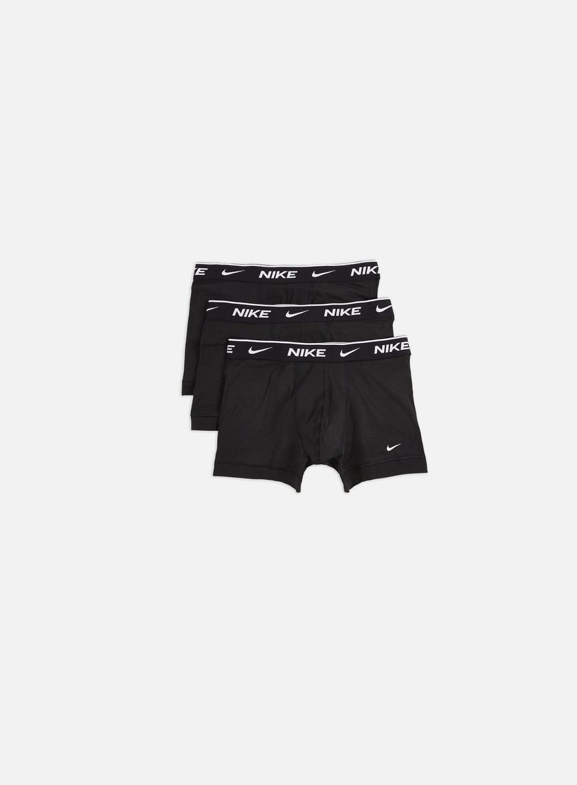 Nike Everyday Cotton Stretch 3 Pack Trunk