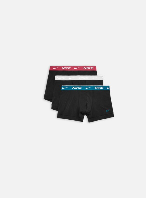 Underwear Nike Everyday Cotton Stretch 3 Pack Trunk
