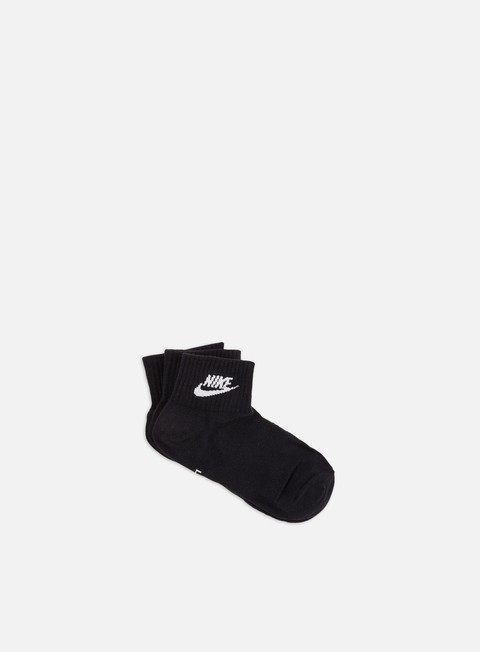 Calze Nike Everyday Essential Ankle Socks 3 Pack