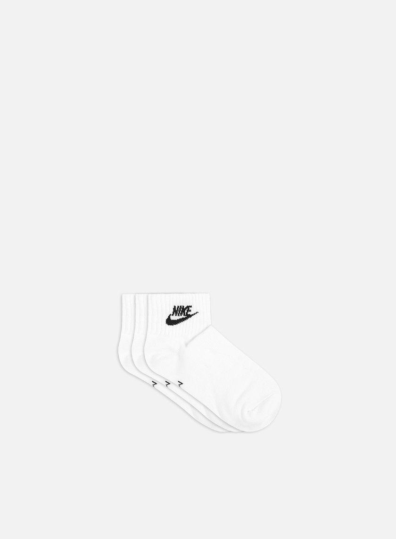 Nike Everyday Essential Ankle Socks 3 Pack