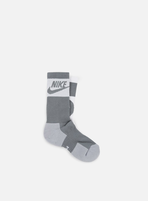 Nike - HBR 2 Pack Crew Socks, Multicolor
