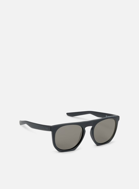 accessori nike sb flatspot sunglasses matte black deep pewter grey