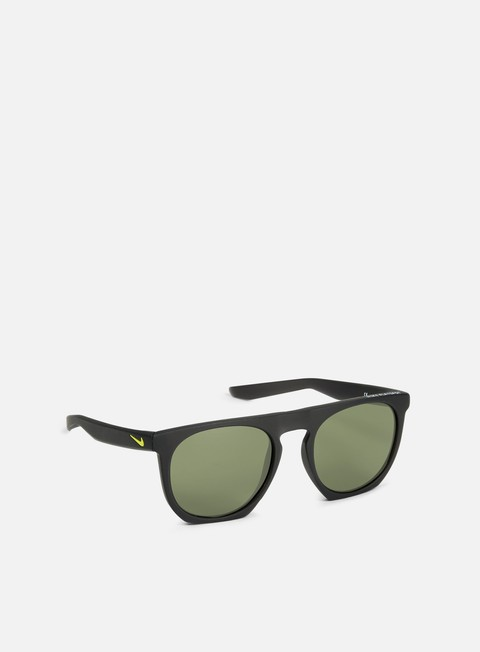 accessori nike sb flatspot sunglasses matte seaweed cyber green