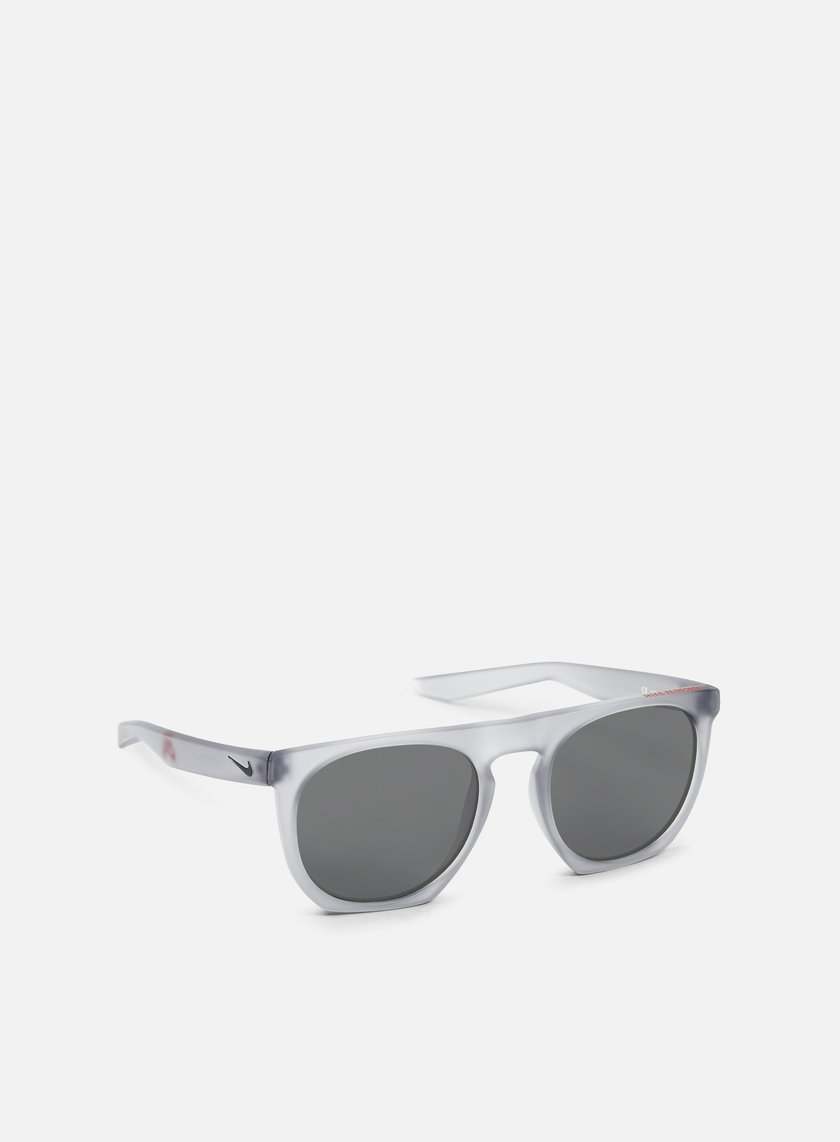Nike SB - Flatspot Sunglasses, Matte Wolf Grey/Deep Pewter/Grey