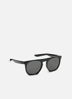Nike SB - Flatspot Sunglasses, Polished Black/Grey 1