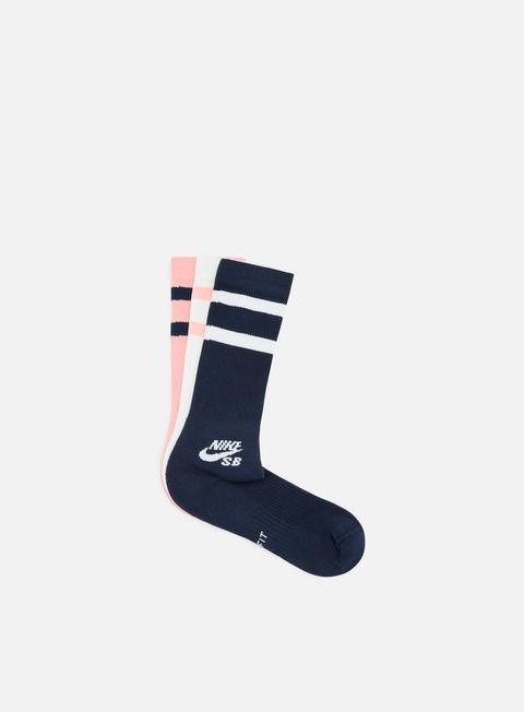 Socks Nike SB SB 3 Pack Crew Socks