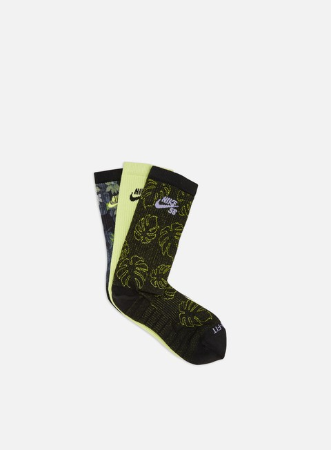 Nike SB SB 3 Pack EveryDay Max Lightweight Socks