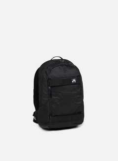 Nike SB - SB Courthouse Backpack, Black/White 1