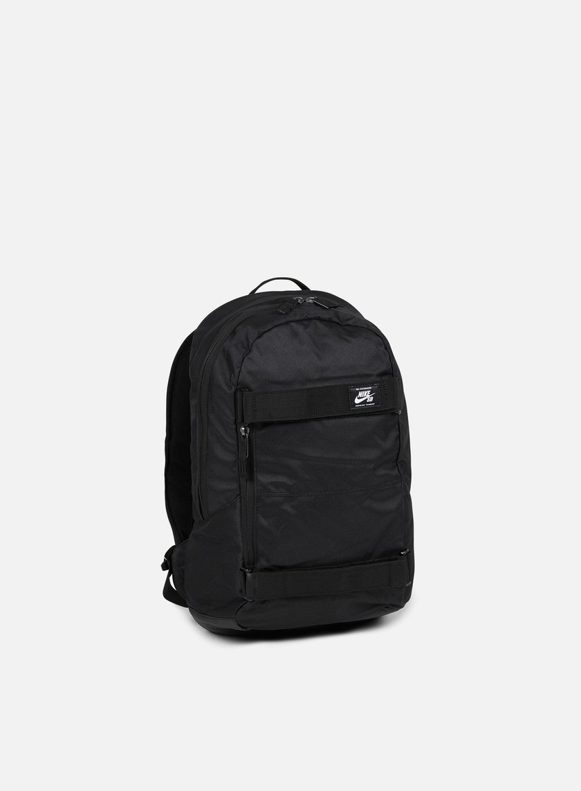 Nike SB - SB Courthouse Backpack, Black/White
