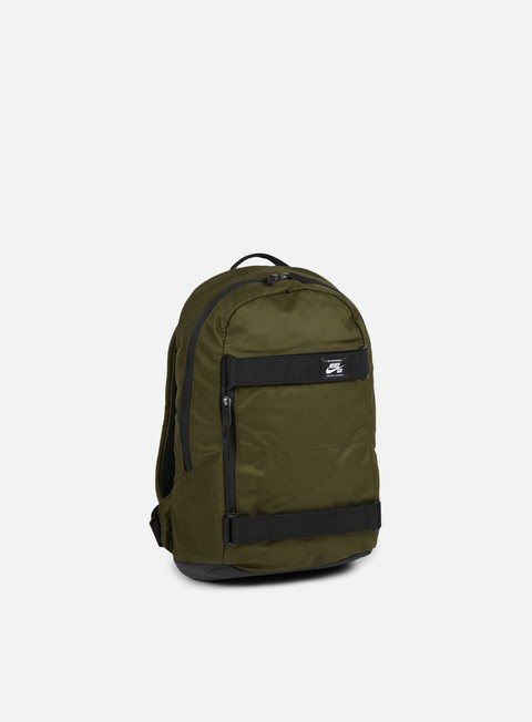accessori nike sb sb courthouse backpack legion green white