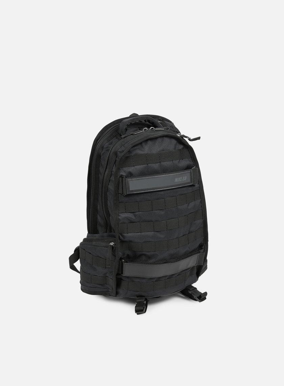Nike SB - SB RPM Backpback, Black/Black/Black