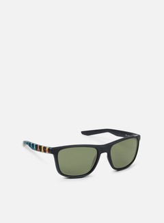 Nike SB - Unrest SE Sunglasses, Matte Black/Cinnabar/Green