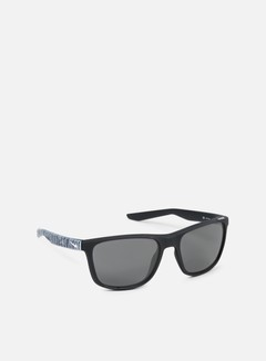 Nike SB - Unrest SE Sunglasses, Matte Dark Obsidian/White/Grey 1