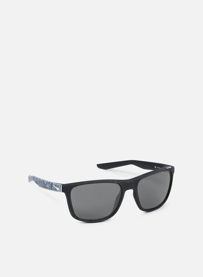 Nike SB - Unrest SE Sunglasses, Matte Dark Obsidian/White/Grey