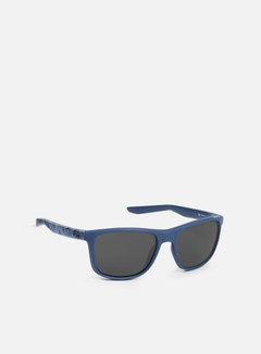 Nike SB - Unrest SE Sunglasses, Matte Squadron Blue/Deep Pewter/Grey