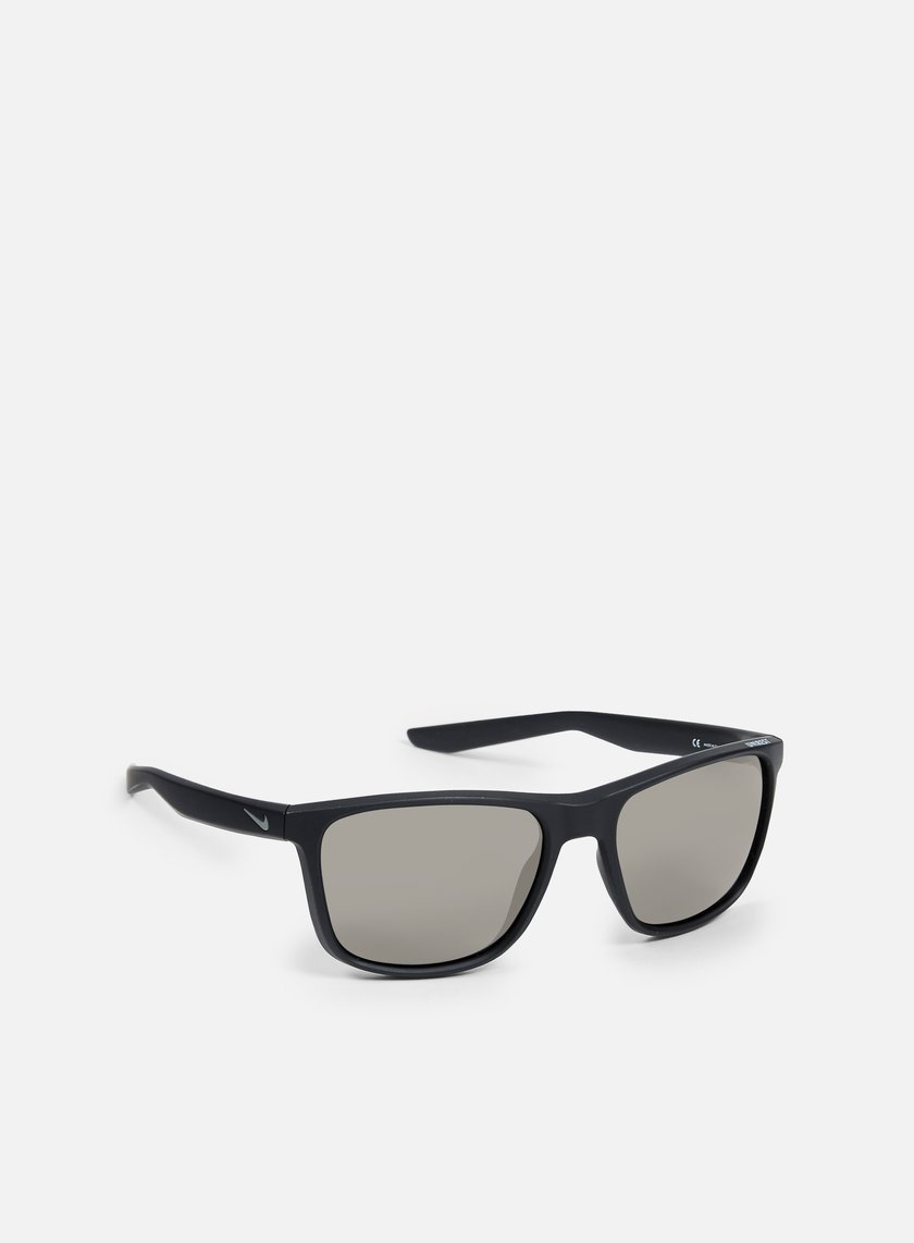 Nike SB - Unrest Sunglasses, Matte Black/Grey