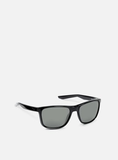 Nike SB - Unrest Sunglasses, Polished Black/Grey