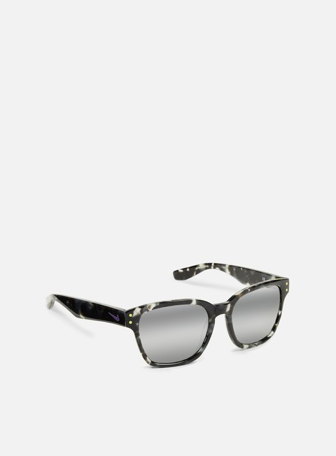 accessori nike sb volano sunglasses grey tortoise hyper grape silver flash
