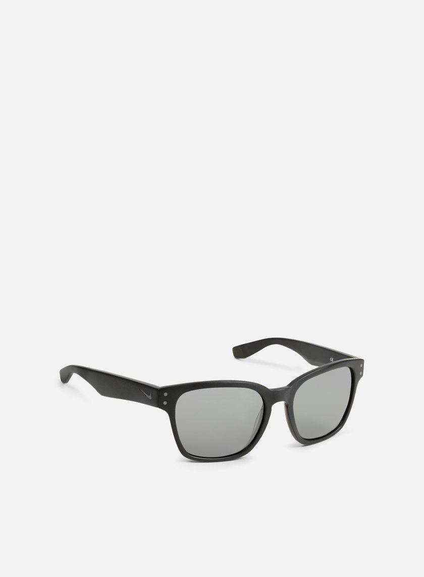 Nike SB - Volano Sunglasses, Matte Black/Gunmetal/Grey