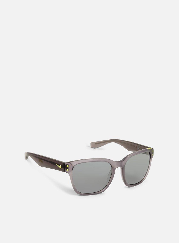 Nike SB - Volano Sunglasses, Matte Crystal Grey/Cyber/Grey