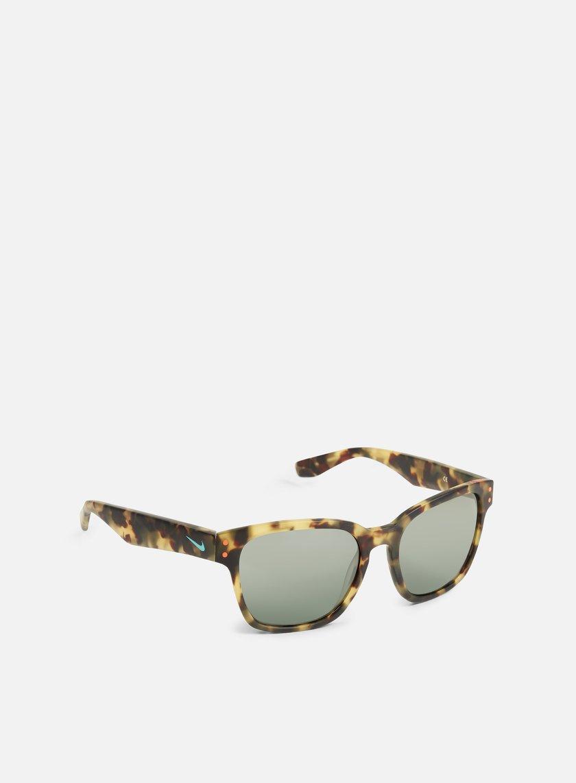 Nike SB - Volano Sunglasses, Matte Tokyo Tortoise/Hyper Jade/Teal
