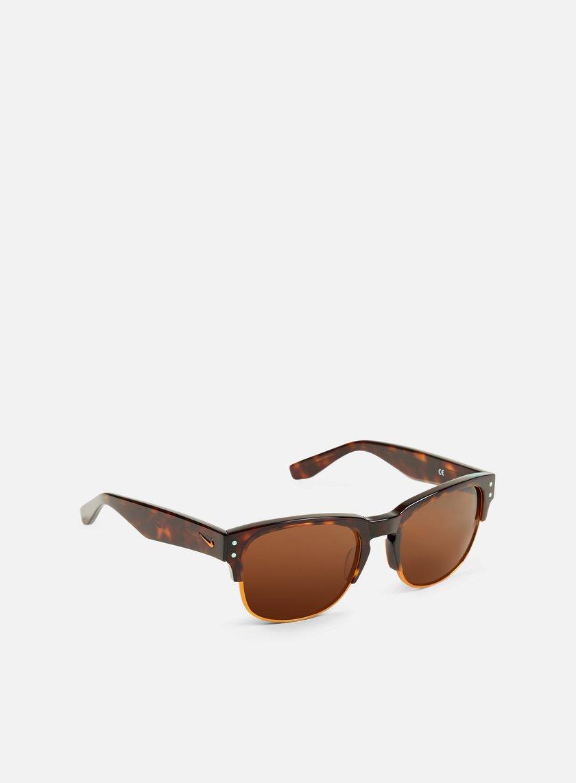 Nike SB - Volition Sunglasses, Tortoise/Copper Flash/Brown